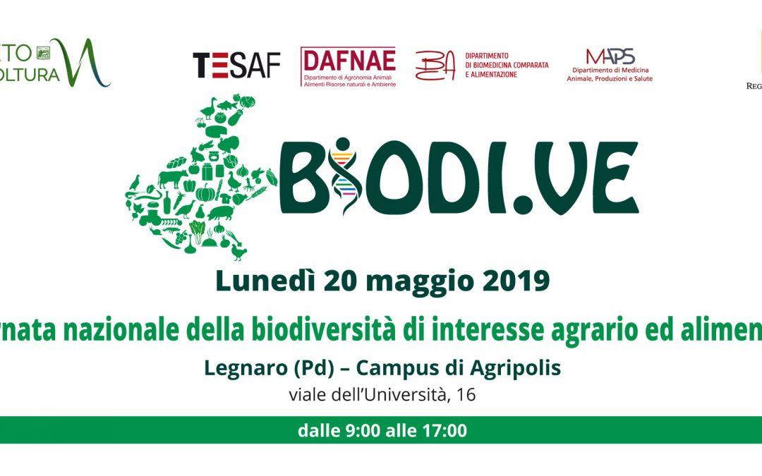 Il Progetto BIODelta4 alla Giornata nazionale della Biodiversità