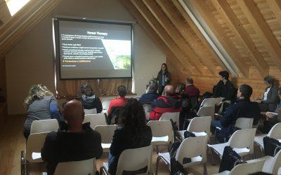 """Cansiglio: Workshop sul Bramito del cervo e sul """"Benessere"""" in foresta"""