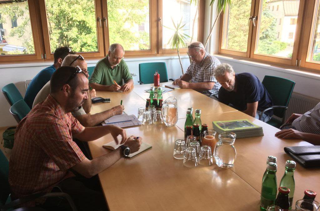 Innsbruck, meeting di partenariato del 3 e 4 luglio 2019