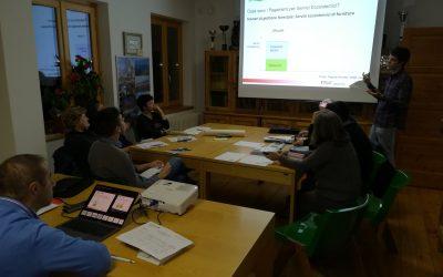 Workshop sui Servizi Ecosistemici con riferimento al prodotto legnoso ritraibile dai boschi